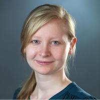 Projektkoordinatorin Nehle Penning